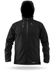ナイマラフードジャケット(ブラック)